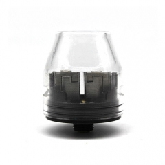 Kryten Style 24mm RDA Rebuildable Dripping Atomizer - Black