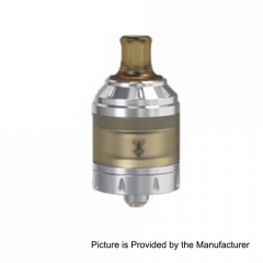 Authentic Vandy Vape Berserker MTL 24mm RTA Rebuildable Tank Atomizer - Silver