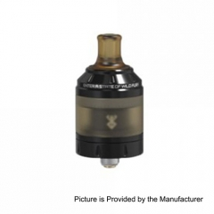 Authentic Vandy Vape Berserker MTL 24mm RTA Rebuildable Tank Atomizer - Black