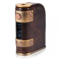 Authentic Vapeman Steam Engine DNA75 75W TC VW APV Box Mod - Brown