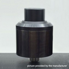 Odis OAtty V2 Styled 24mm RDA Rebuildable Dripping Atomizer - Black