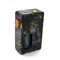 Ontech Ro 18650 Resin 8ml Bottom Feeding/ Squonky Mechanical Mod - Purple
