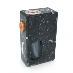Ontech Ro 18650 Resin 8ml Bottom Feeding/ Squonky Mechanical Mod - Black