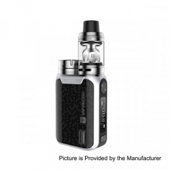 Authentic Vaporesso Swag 80W Kit w/ NRG SE Tank Clearomizer 3.5ml Version- Silver