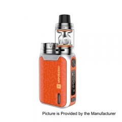 Authentic Vaporesso Swag 80W Kit w/ NRG SE Tank Clearomizer 3.5ml Version- Orange