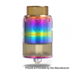 Authentic Vandy Vape PYRO 24 RDTA Rebuildable Dripping Tank 4.5ml Atomizer - Rainbow