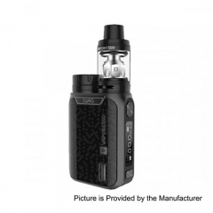 Authentic Vaporesso Swag 80W Kit w/ NRG SE Tank Clearomizer 3.5ml Version- Black
