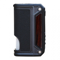 Authentic Lost Vape Therion BF Squonker DNA75C TC VW APV Box Mod - Wood+ Black