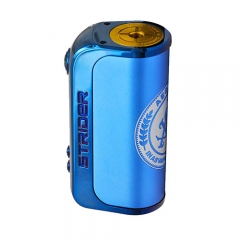 Authentic Asvape Strider 80W TC VW APV Box Mod 18650/26650 - Blue