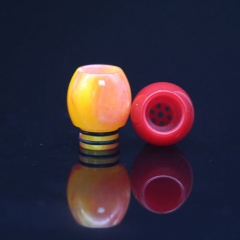 Resin DDP 510 Drip Tip 1pc - Random Color