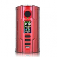 Authentic VapeCige Creator DNA75C 75W TC VW APV Mod - Red