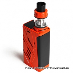 Authentic SMOK T-PRIV 220W TC VW Variable Wattage Mod + TFV8 Big Baby Tank Standard Kit -  Red