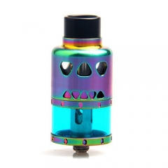 Authentic YOSTA IGVI 25mm RDTA Rebuildable Dripping Tank Atomizer - Rainbow