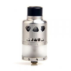 Authentic YOSTA IGVI 25mm RDTA Rebuildable Dripping Tank Atomizer - Silver