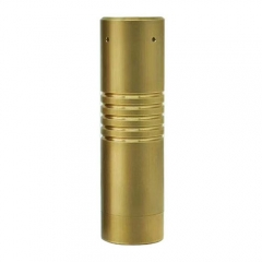 Thunder Lite Style 18650 Hybrid Mechanical Mod - Brass