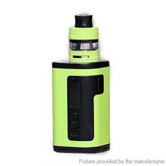Authentic Eleaf iStick Tria Kit w/ ELLO S Clearomizer - Green