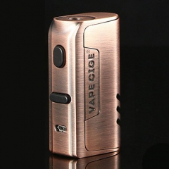 Authentic VapeCige SD Nano 60 60W TC VW APV Mod - Copper