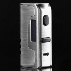 Authentic VapeCige SD Nano 60 60W TC VW APV Mod - Silver