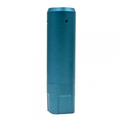 SGS Style 18650 Mechanical Mod 27mm - Blue