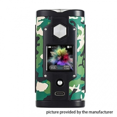 Authentic YiHi SX mini G Class YiHi SX550J 200W TC VV Box Mod - Camouflage Green