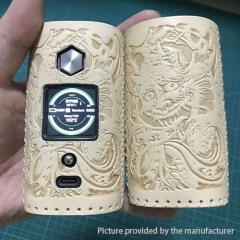 Front + Back Cover for SX Yihi Mini G Class Mod - Ivory
