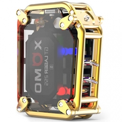 Authentic XOMO GT Laser 150W 3500mAh Box Mod - Yellow