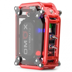 Authentic XOMO GT Laser 150W 3500mAh Box Mod - Red