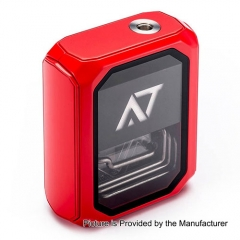Authentic Wotofo Stentorian AT-7 100W 3500mAh Box Mod - Red