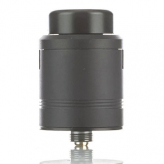 Cartel Obelisk Style 24mm RDA Rebuildable Dripping Atomizer - Black