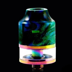 Authentic Oumier Wasp Nano 2ml RDTA Rebuildable Dripping Tank Atomizer - Random Color