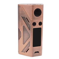 Authentic Austink 200S 200W TC VW APV Box Mod - Copper