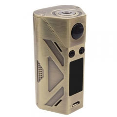 Authentic Austink 200S 200W TC VW APV Box Mod - Brass