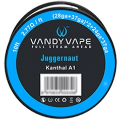Authentic Vandy Vape Kanthal A1 Juggernaut Heating Wire