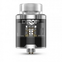 Authentic Digiflavor Drop 24mm RDA Rebuildable Dripping Atomizer - Black