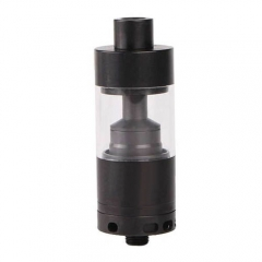Silverplay V2 Style 22mm RTA Rebuildable Tank Atomizer 4.5ml - Black