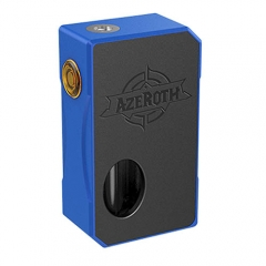 Authentic CoilART Azeroth Squonk Mod w/7ml Bottle - Blue