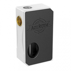 Authentic CoilART Azeroth Squonk Mod w/7ml Bottle - White