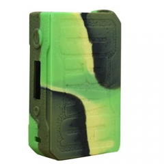 Protective Silicone Sleeve Case for VOOPOO DRAG 157W Mod - Camouflage