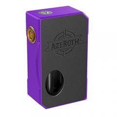 Authentic CoilART Azeroth Squonk Mod w/7ml Bottle - Purple