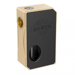 Authentic CoilART Azeroth Squonk Mod w/7ml Bottle - Champagne