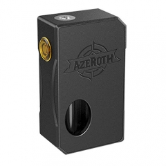 Authentic CoilART Azeroth Squonk Mod w/7ml Bottle - Black