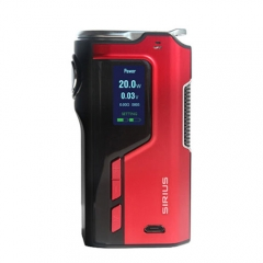 Authentic Lost Vape Modefined Sirius 200W TC VW APV Box Mod - Red