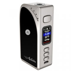 Authentic SBody Artisan DNA75C 75W TC VW APV Box Mod - Black