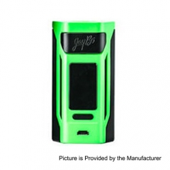 Authentic Wismec Reuleaux RX2 200W 18650/20070 TC VW Variable Wattage Mod - Green