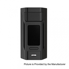 Authentic Wismec Reuleaux RX2 200W 18650/20070 TC VW Variable Wattage Mod - Black
