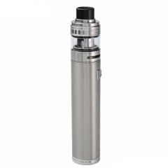 Authentic Teslacigs MACAN 90W 18650 E-Cigarette Starter Kit - Silver
