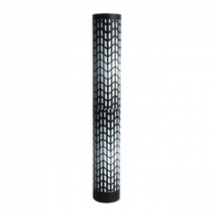 Style 18650 Stacked Mechanical Mod - Black + White