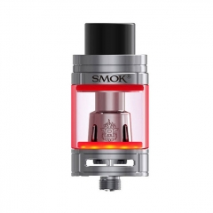 Authentic Smoktech SMOK TFV8 Big Baby Light Edition Clearomizer 5ml (Standard Edition) - Silver