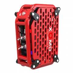 Authentic XOMO GT Laser 255X 150W 3500mAh Box Mod - Red