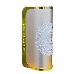 Authentic Asvape Strider 80W TC VW APV Box Mod 18650/26650 - Gold